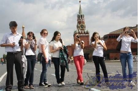 Picture for category Туры в Москву